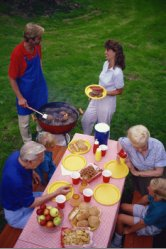 grill dangers