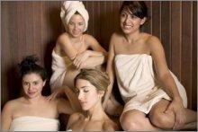 Saunas detoxify