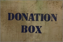 donating